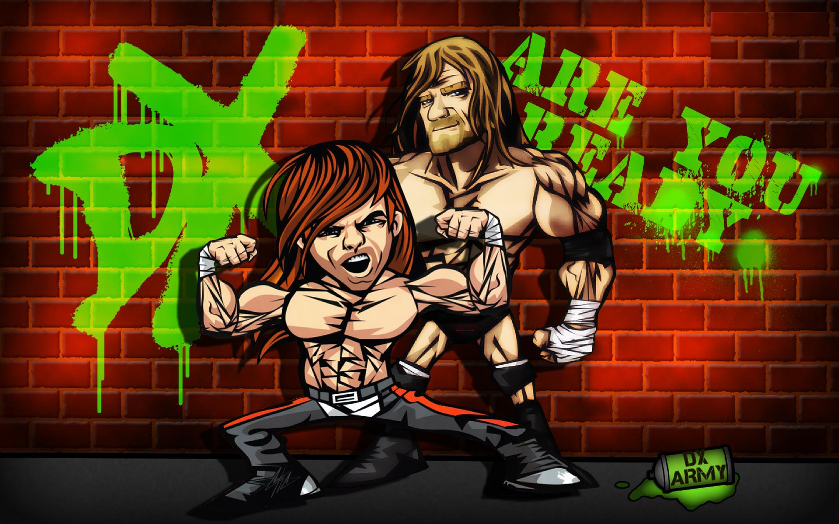 Download wwe dx wallpaper gallery - Dx images download ...