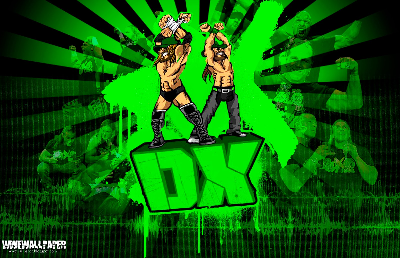 Wwe Dx Wallpapers
