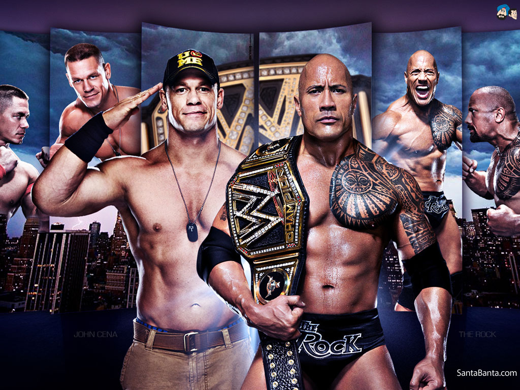 Wwe Games Wallpapers