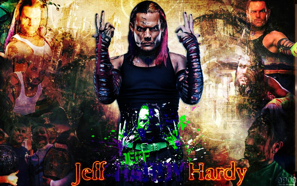 Wwe Jeff Hardy Wallpaper