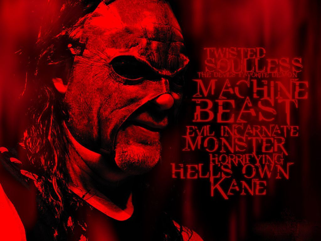 Wwe Kane Wallpaper