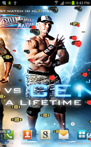 Wwe Live Wallpaper