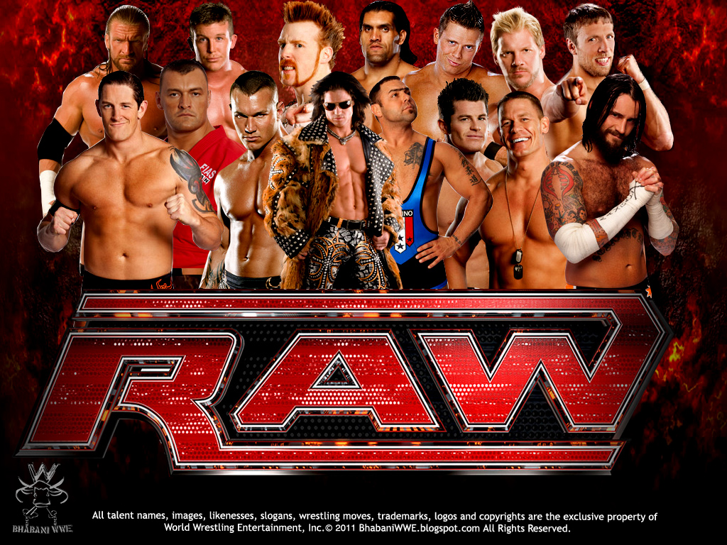 Wwe Raw Wallpaper