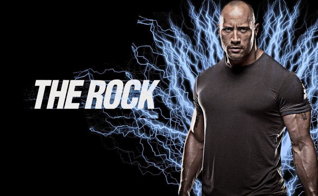 Wwe Rock Wallpaper HD