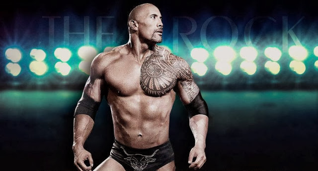 Wwe The Rock Wallpaper Download