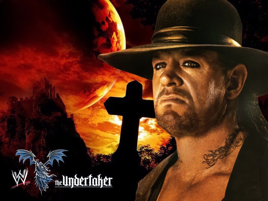 Wwe Undertaker Wallpaper Download