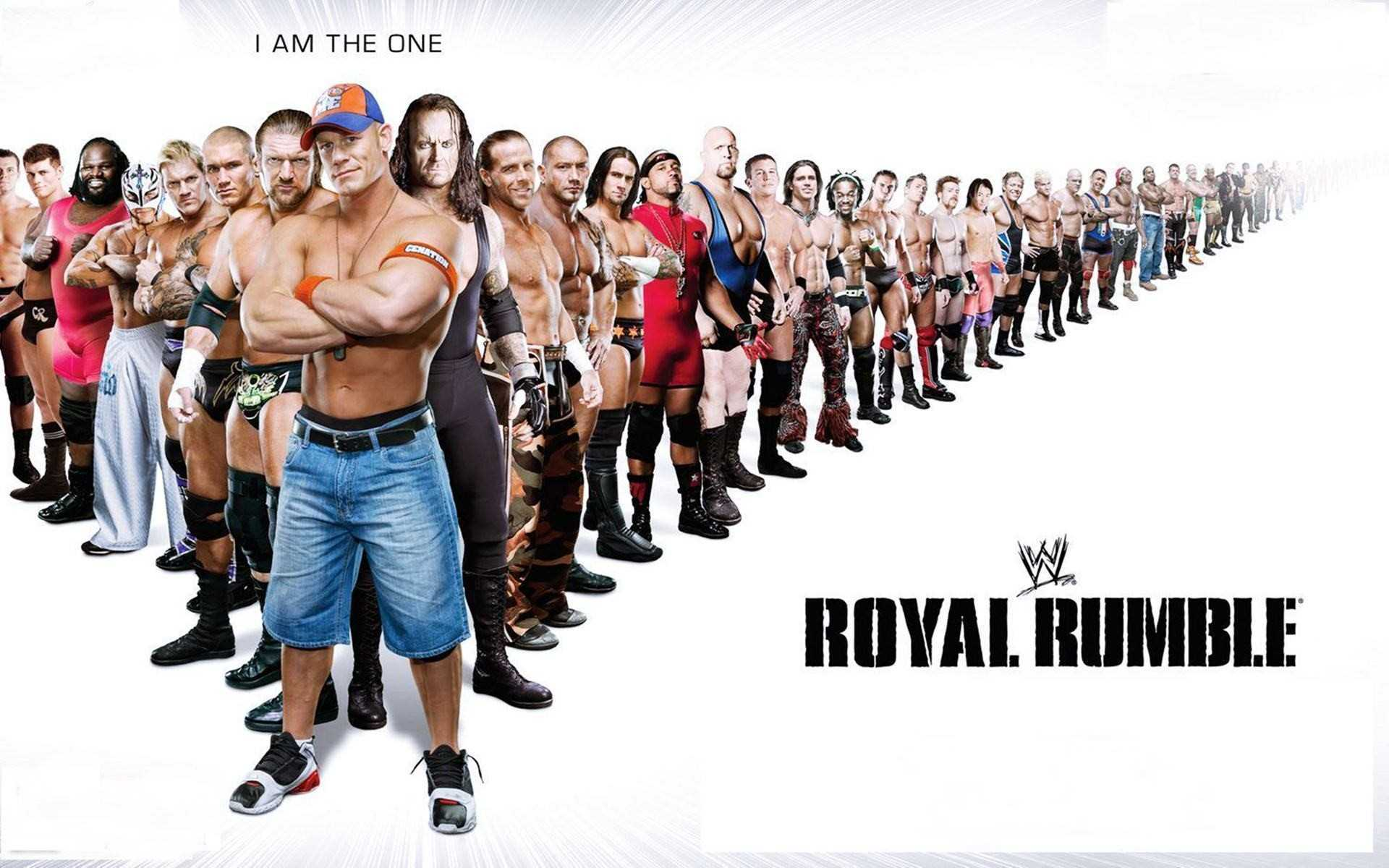 Wwe Wrestlers Wallpaper
