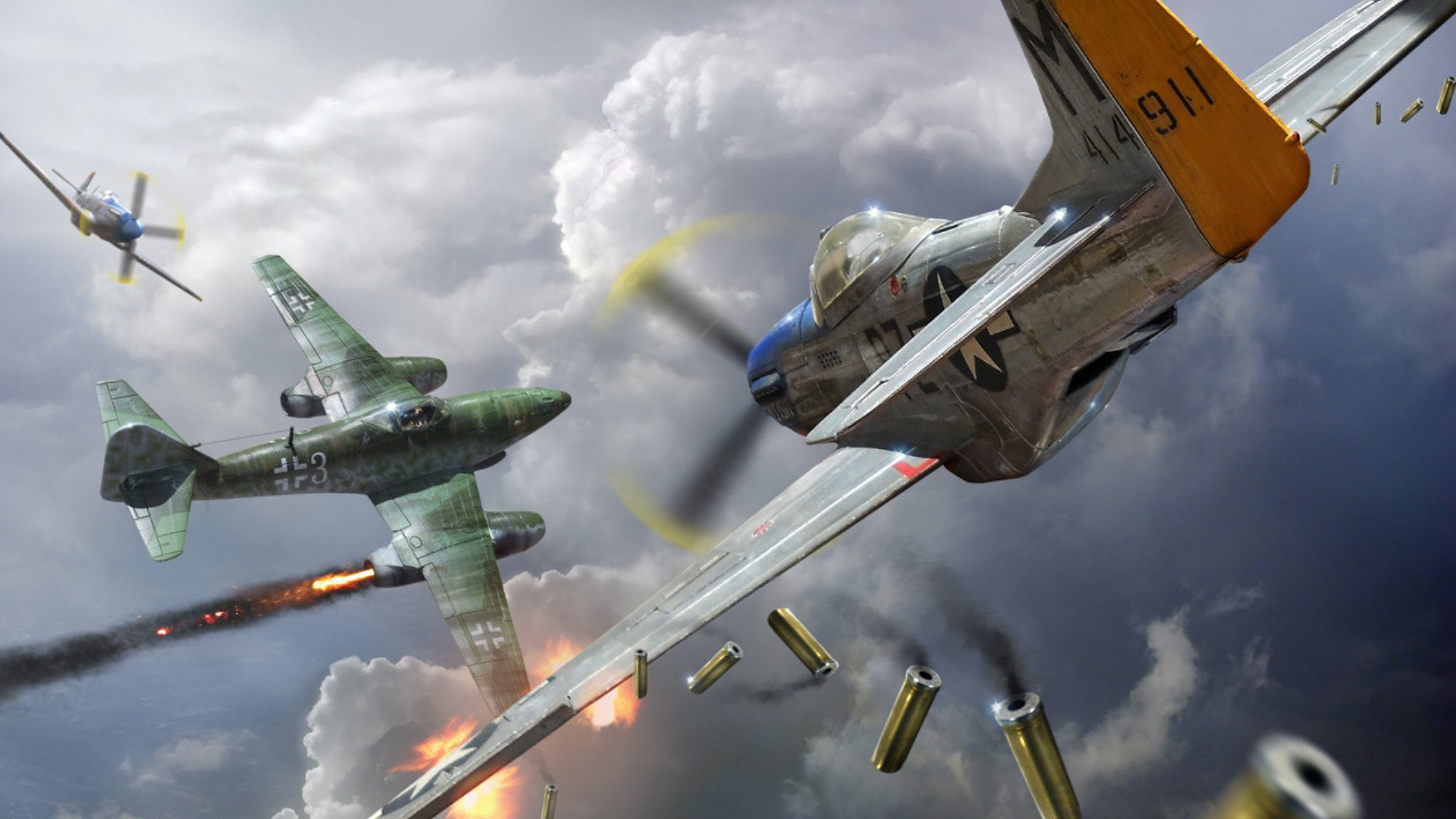 Wwii Planes Wallpaper