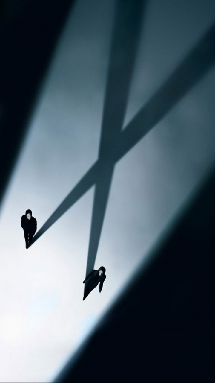 X-Files Iphone Wallpaper