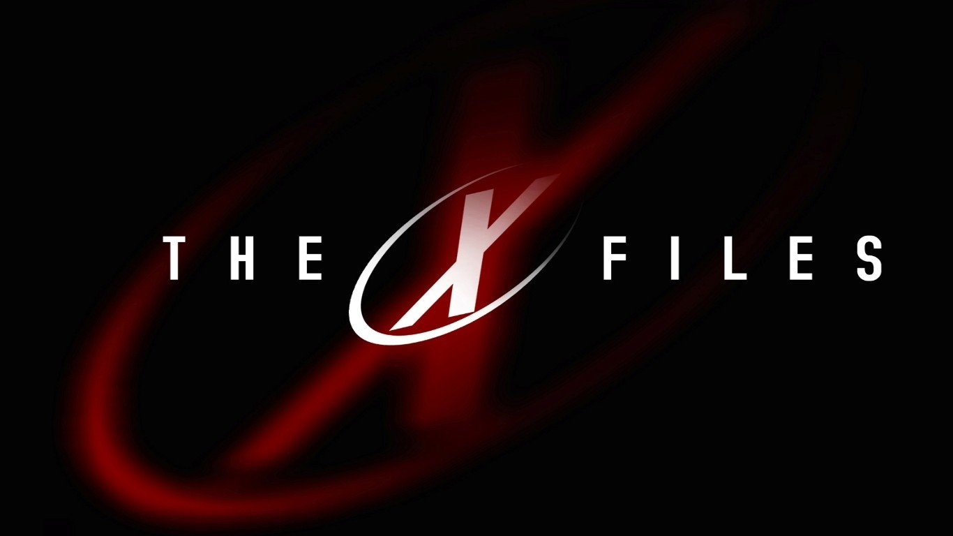 X Files Wallpaper