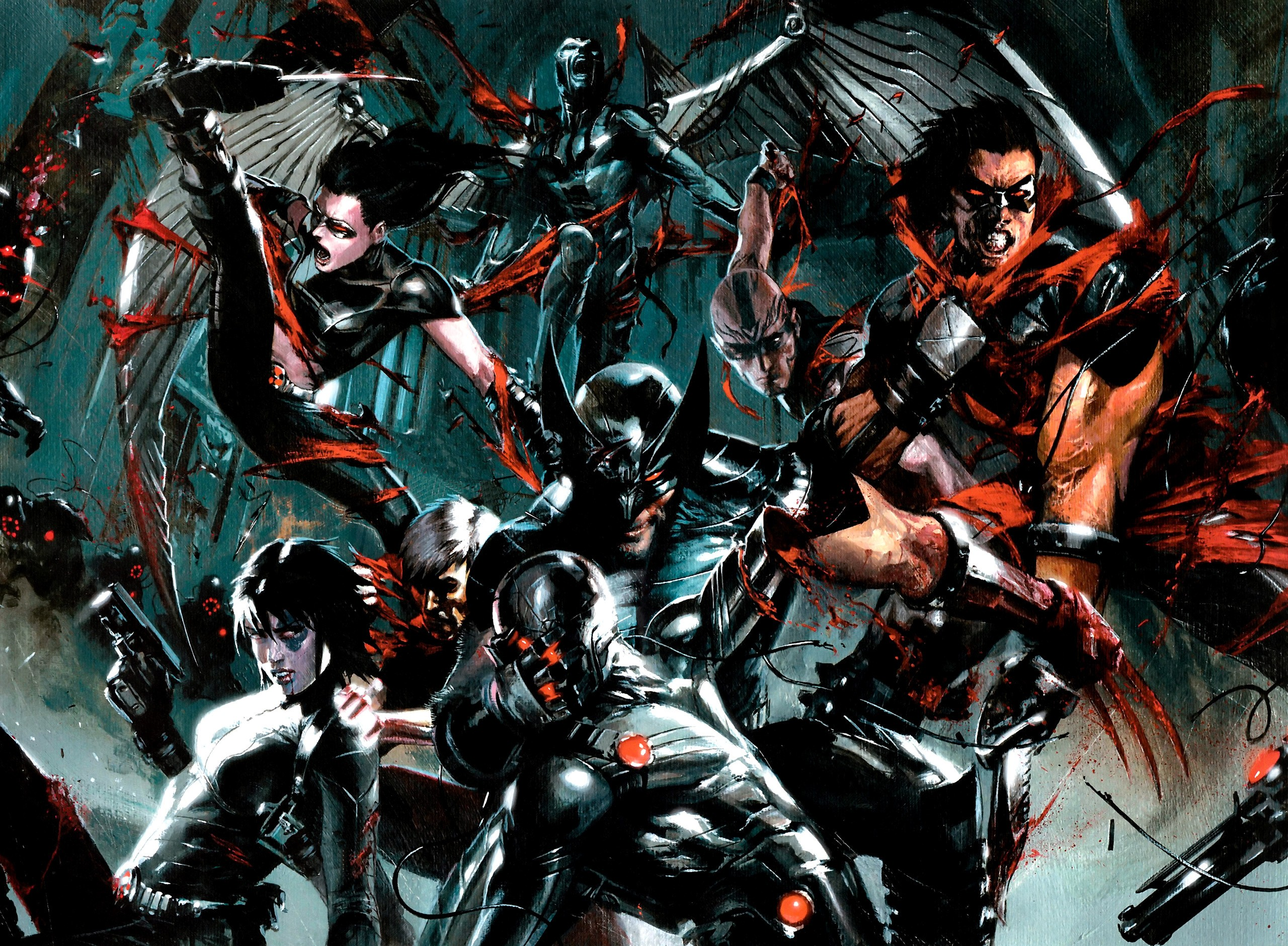 X-Force Wallpaper