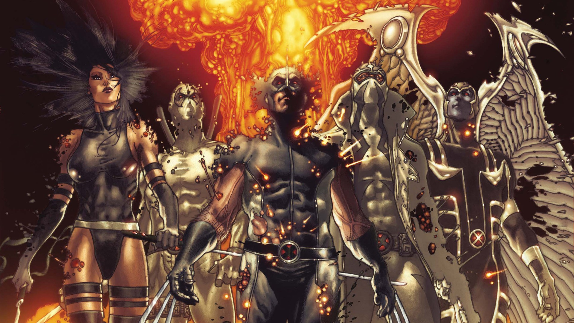 X Force Wallpapers