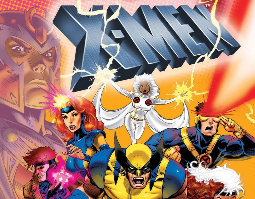 X Men Animated Series Wallpaper
