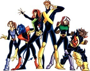 X Men Evolution Wallpaper