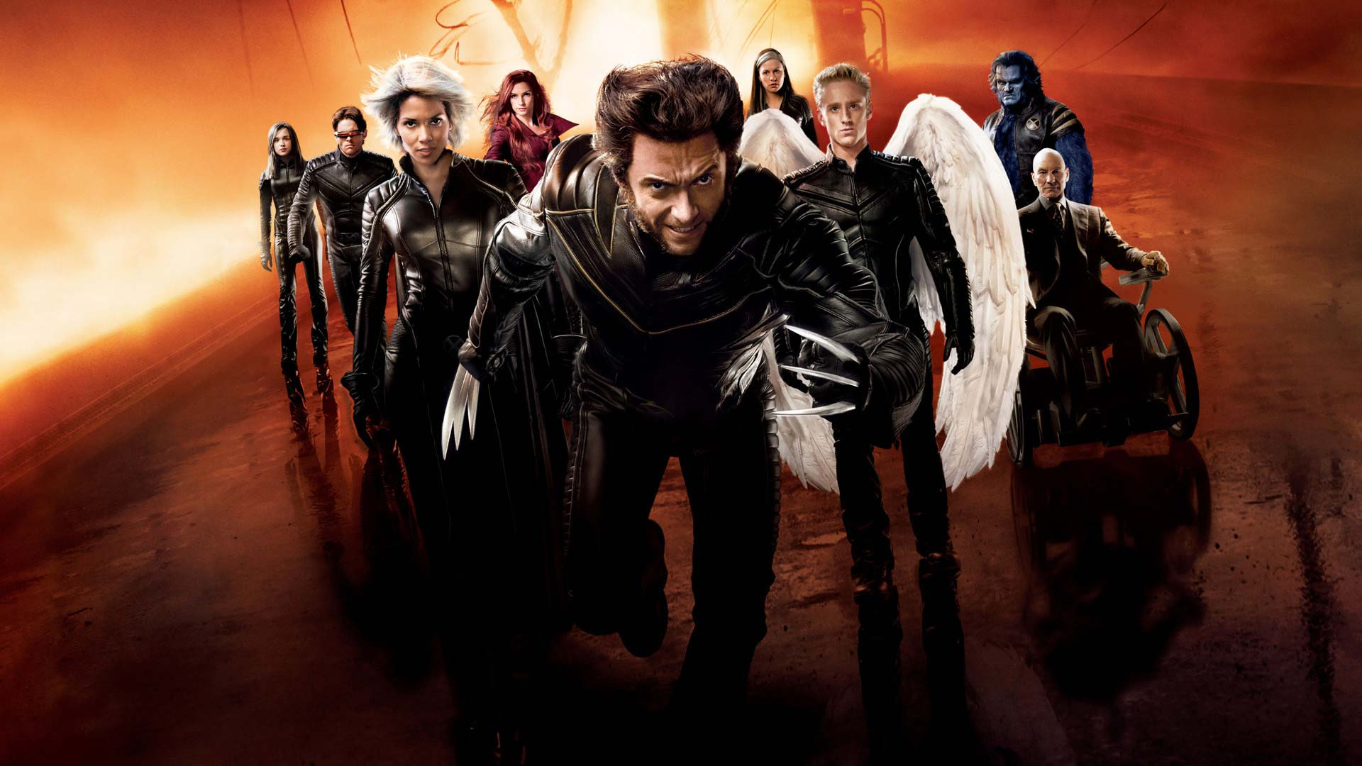 X Men Movie Wallpaper HD