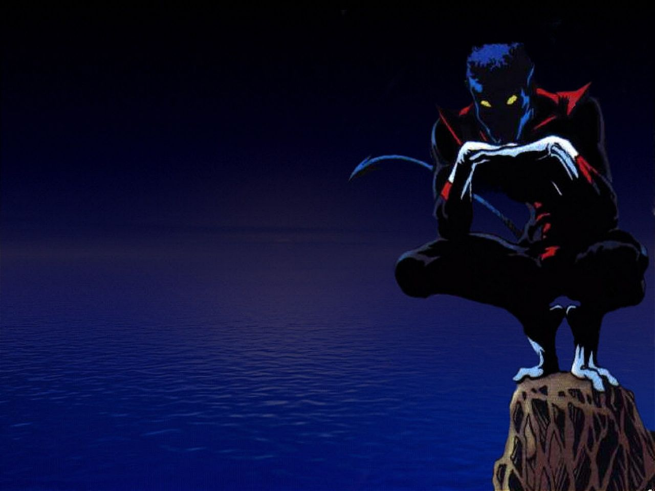 X Men Nightcrawler Wallpaper
