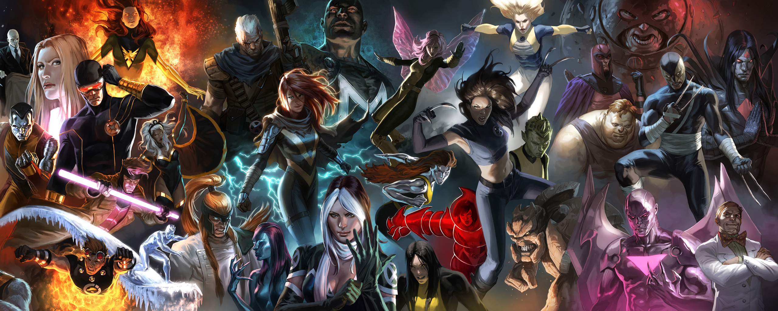 X-Men Wallpaper