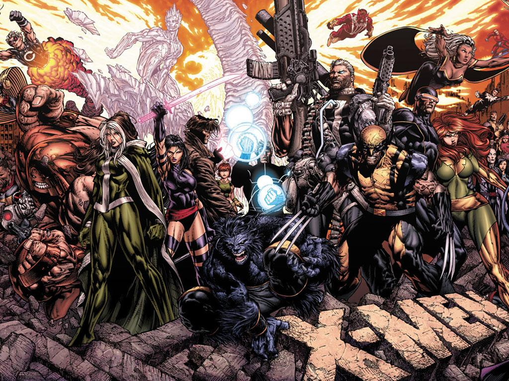 X Men Wallpapers For Desktop