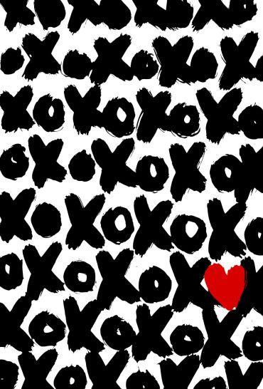 Xoxo Wallpaper