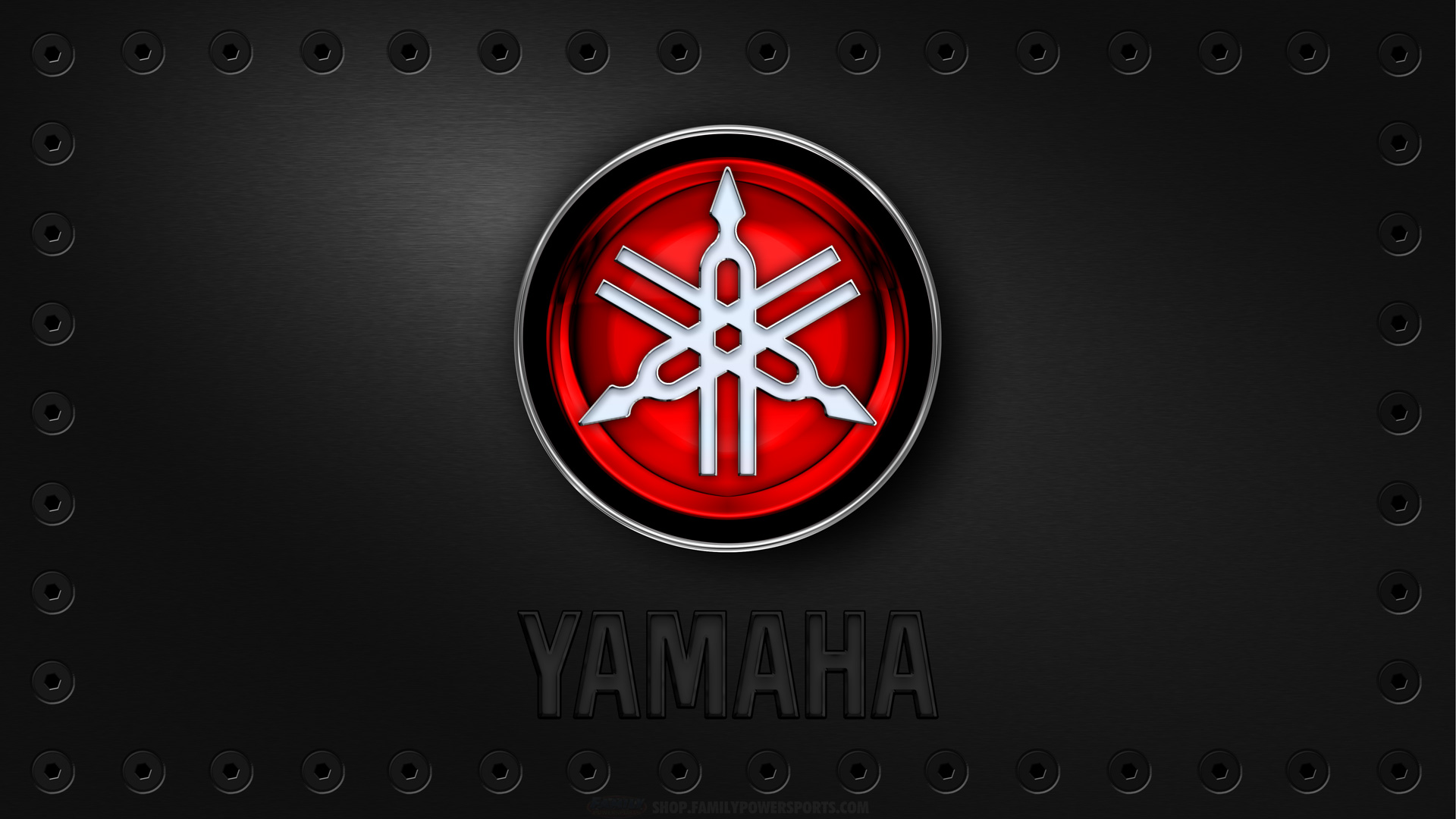 Yamaha Logo Wallpaper