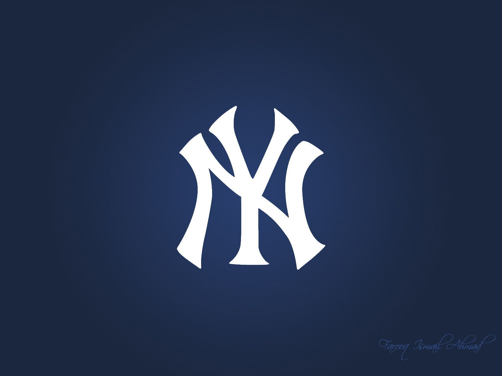 Yankee Logo Wallpaper