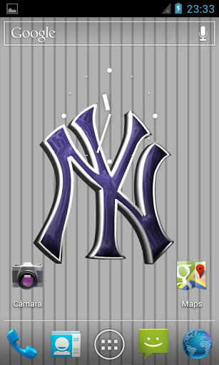 Yankees Live Wallpaper