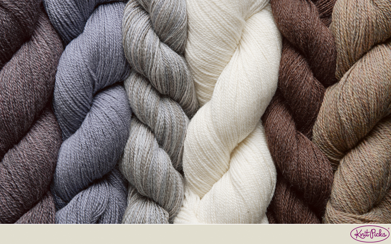 Yarn Wallpaper