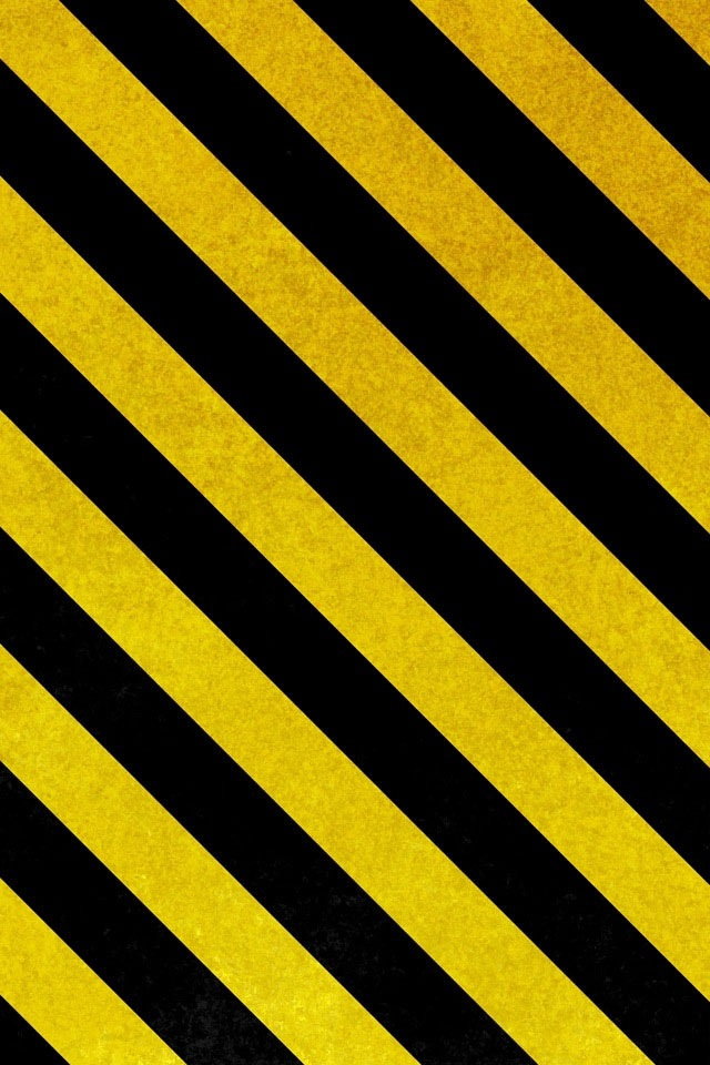 Danger Sign Wallpapers Download Yellow And Bl...