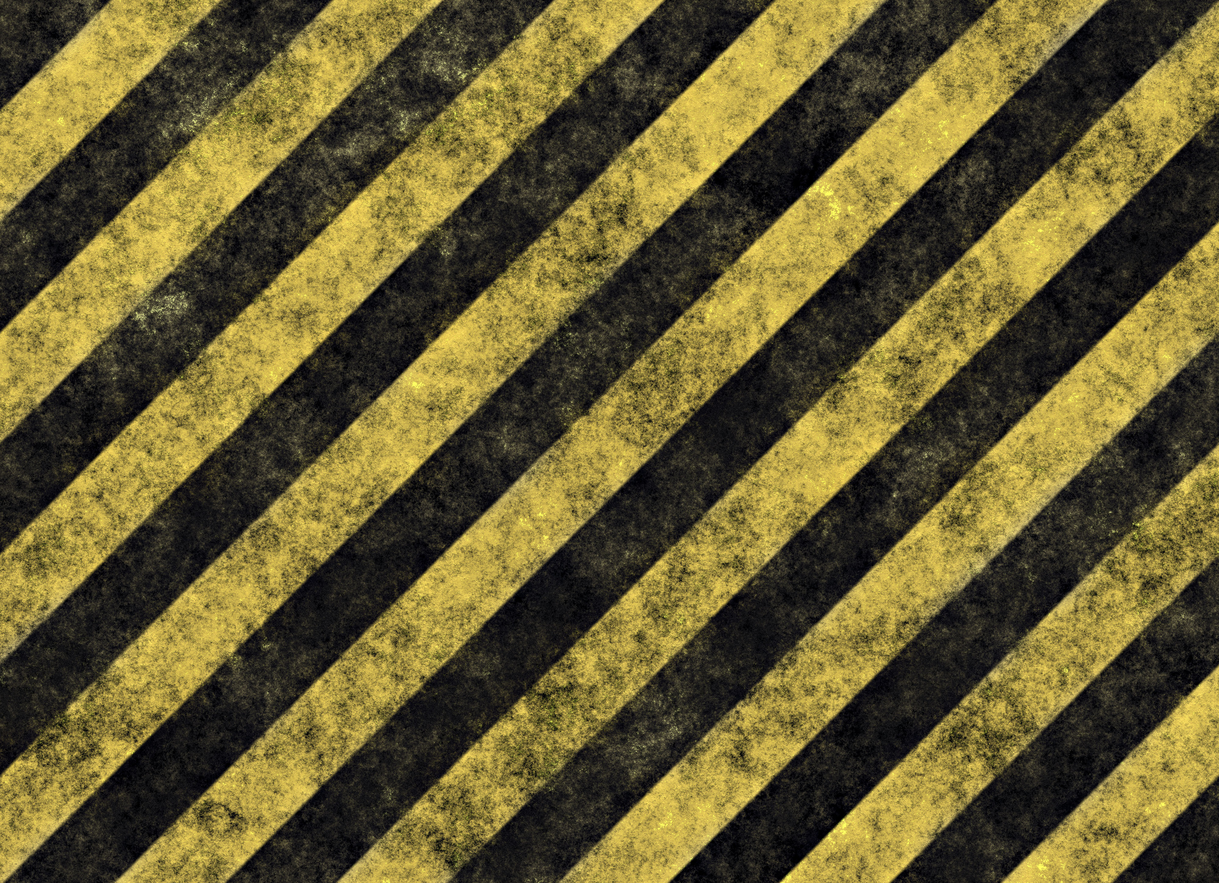 Yellow And Black Striped Wallpaper