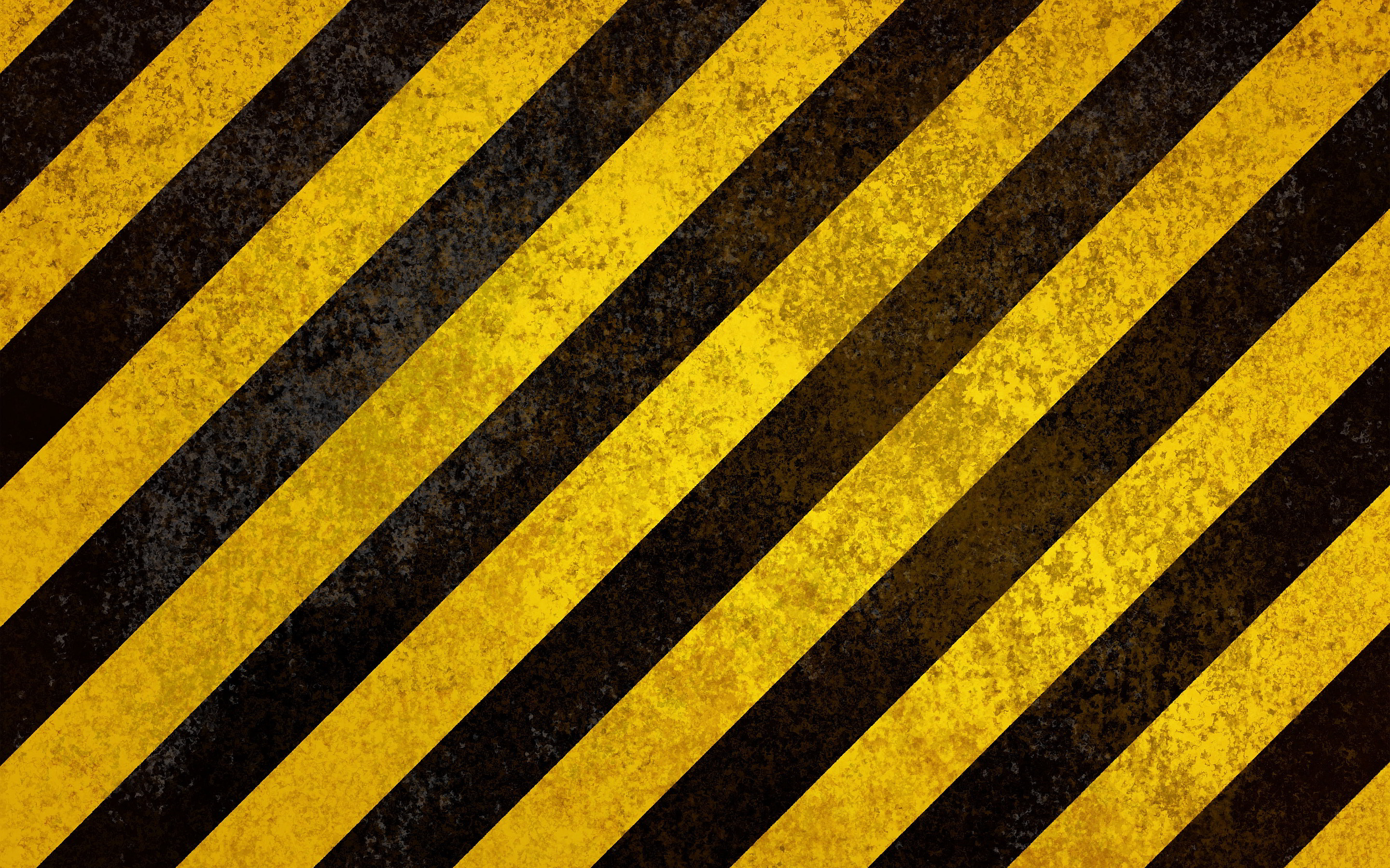 Yellow And Black Wallpaper