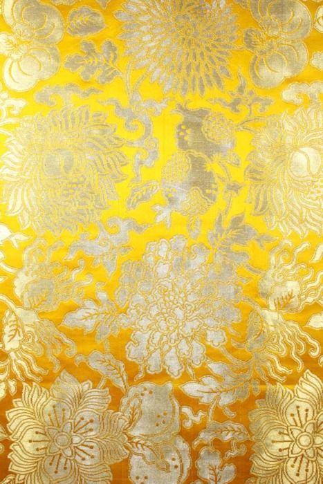 Yellow And Gold Wallpaper