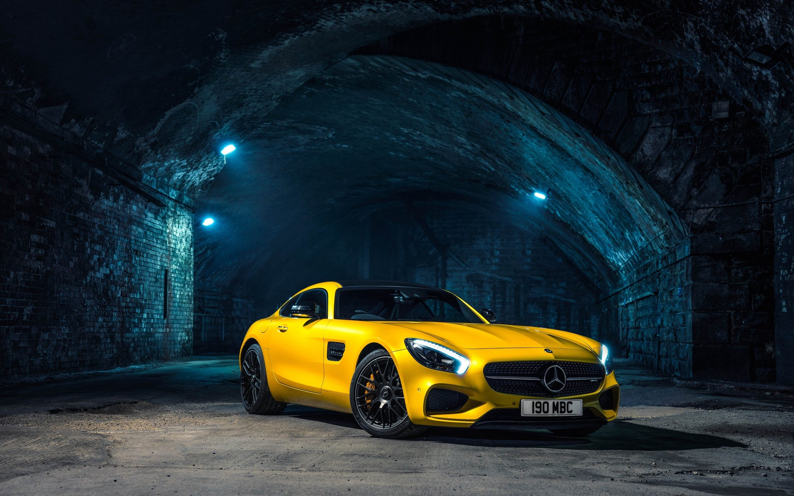 Cars Wallpapers: Download Yellow Car Wallpaper Gallery