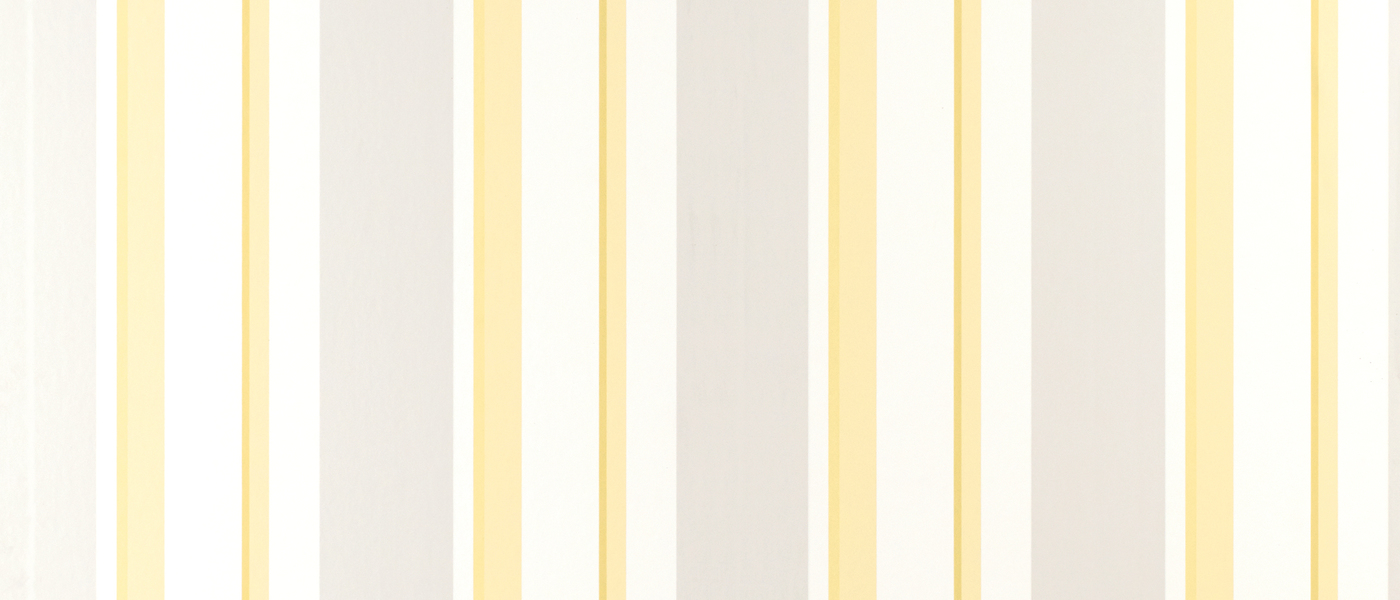 Yellow Stripe Wallpaper