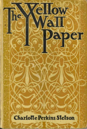 Yellow Wallpaper Book