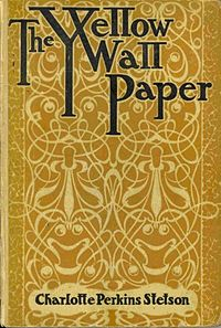 Yellow Wallpaper Gilman