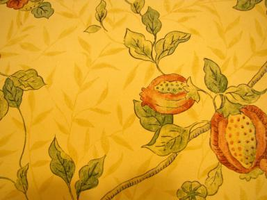 Yellow Wallpaper Questions