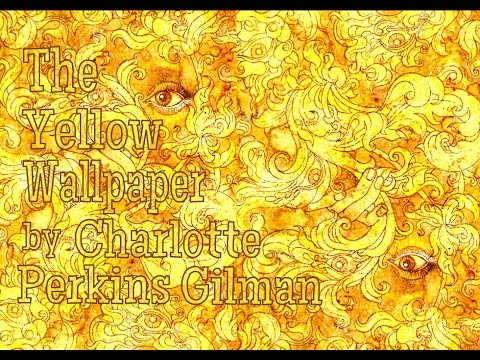 yellow wallpaper and story of and The yellow wallpaper: the yellow wallpaper, short story by charlotte perkins gilman, published in new england magazine in may 1892 and in book form in 1899 the yellow wallpaper, initially interpreted as a gothic horror tale, was considered the best as well as the least-characteristic work of fiction by gilman.