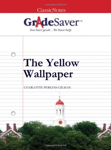 Yellow Wallpaper Study Guide