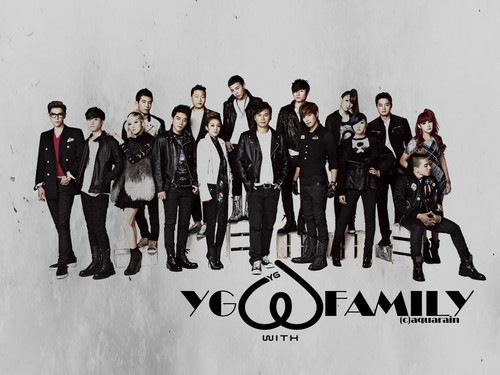 Yg Family Wallpaper