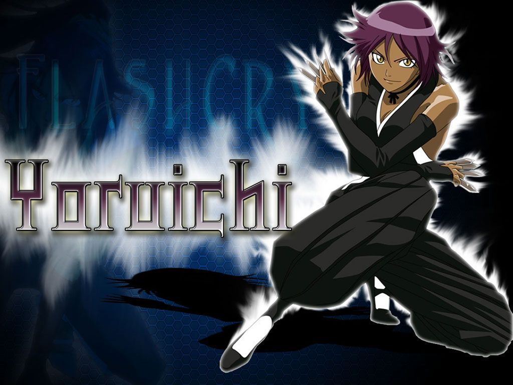 Yoruichi Wallpaper