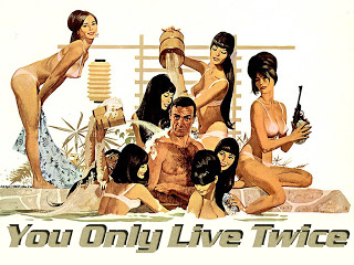 You Only Live Twice Wallpaper