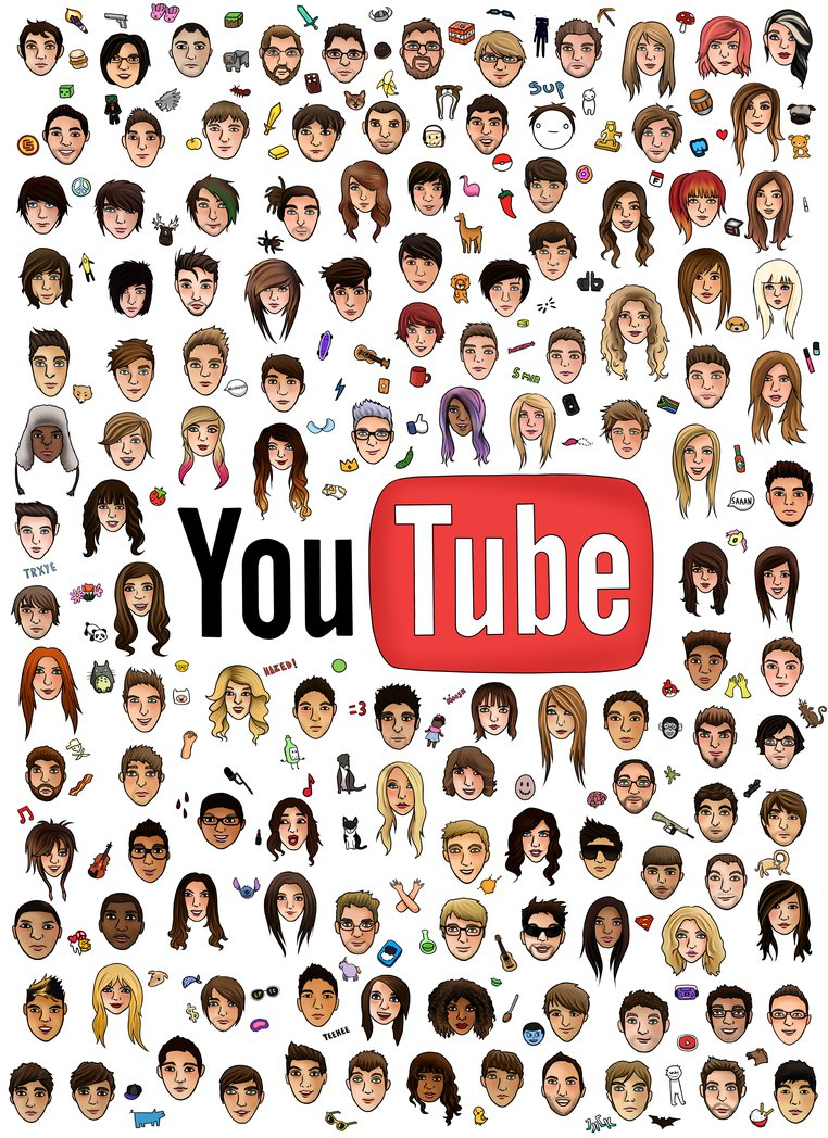 Download Youtubers Wallpaper Gallery