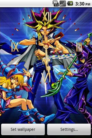 Yugioh Live Wallpaper