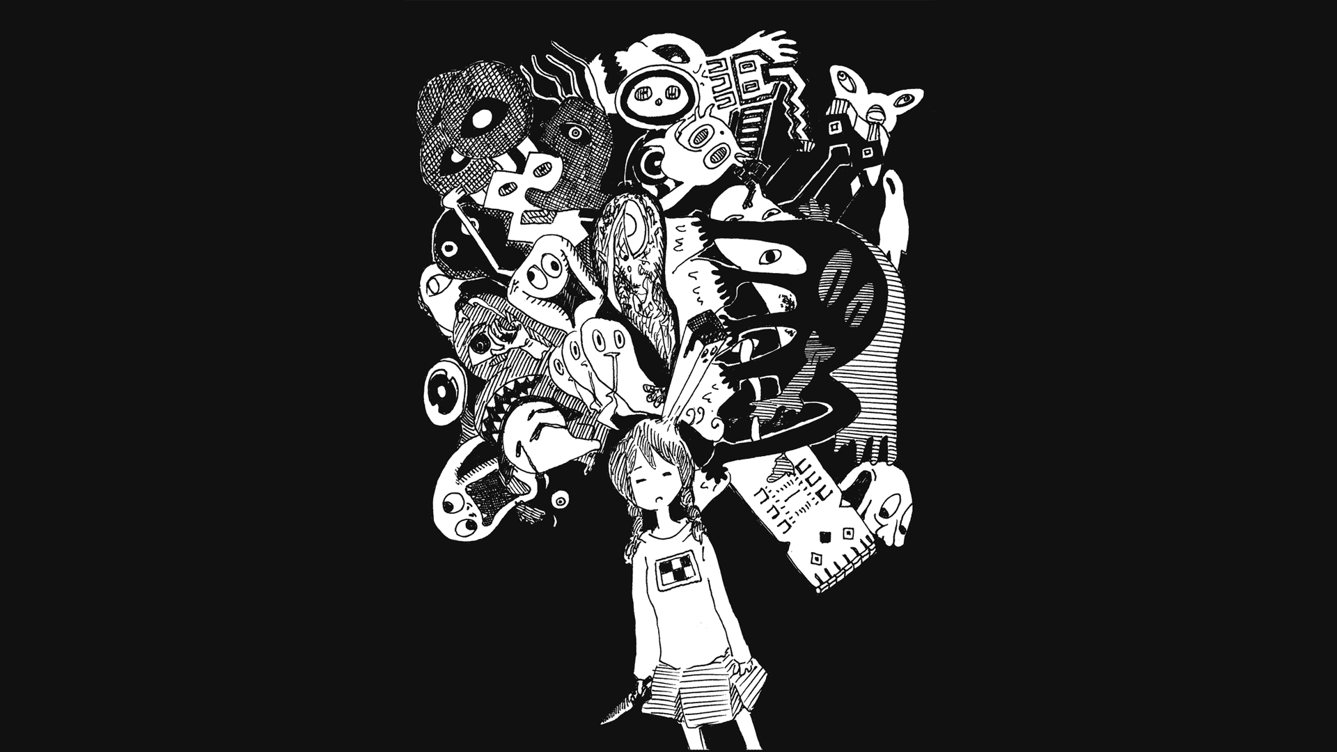Yume Nikki Wallpaper