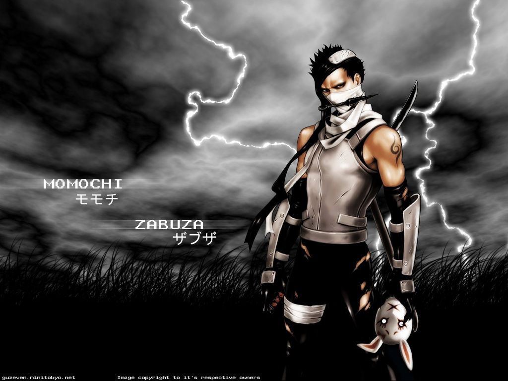 Zabuza Wallpaper