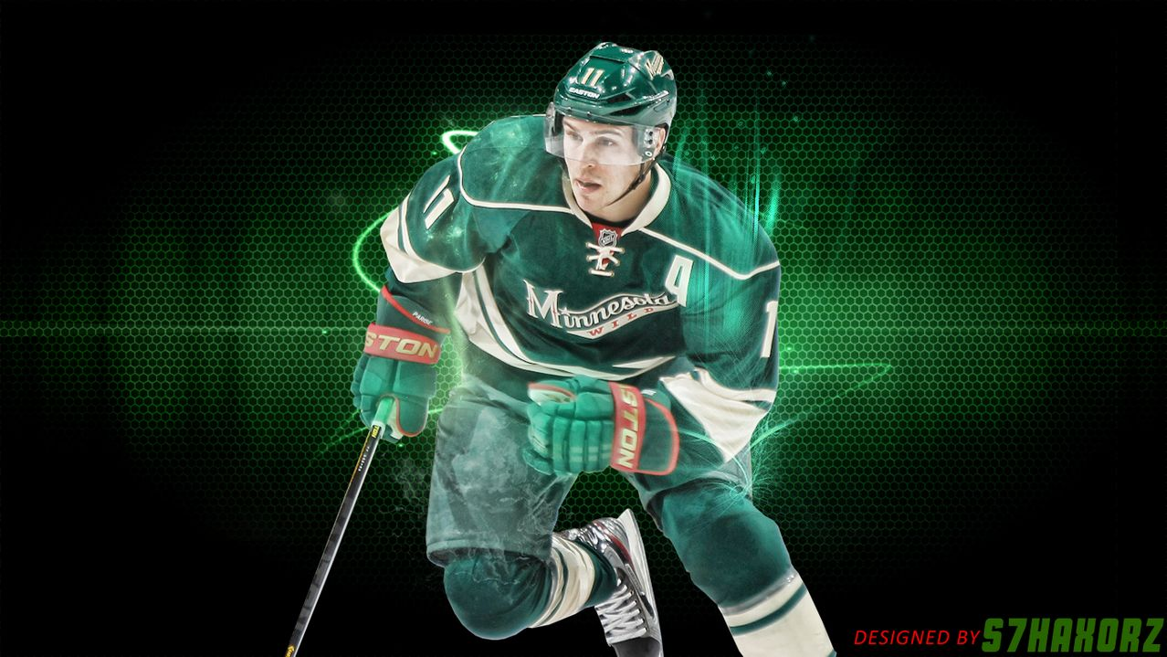 Zach Parise Wallpaper