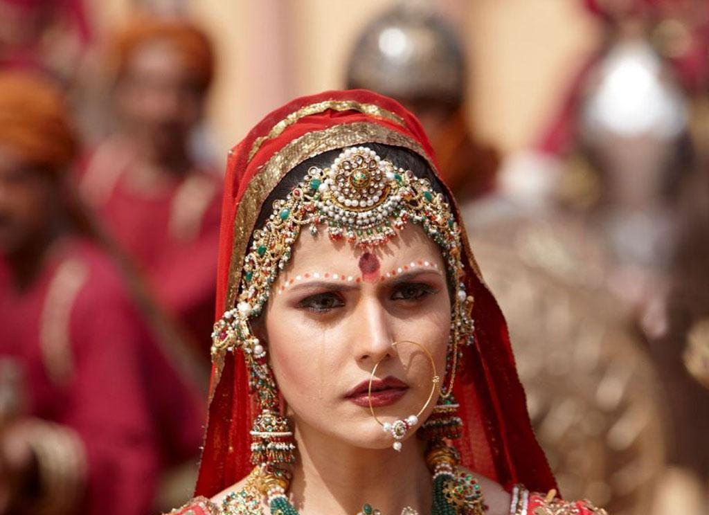 Zarine Khan Veer Movie Wallpapers