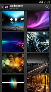 Zedge Android Live Wallpapers