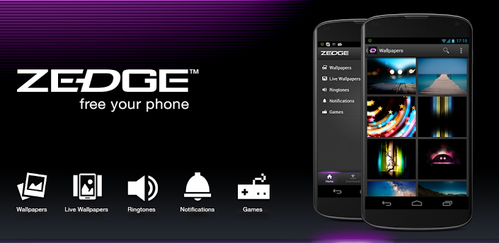 Zedge Free Wallpaper And Ringtones