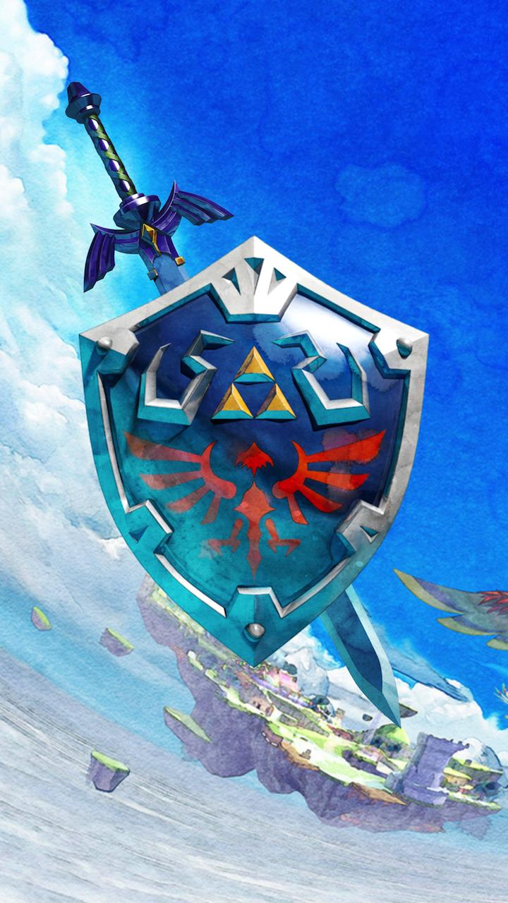 Zelda Android Wallpaper